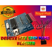 MTX SPI NAND flasher DELUXE VERSION
