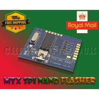 MTX SPI NAND flasher