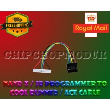 NAND X JR Programmer chip programming cable