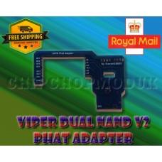 Viper Dual NAND v2 PHAT adapter