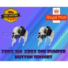 Xbox 360 Xbox one LB RB Bumper Trigger Buttons Switch