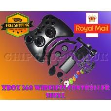 XBOX 360 CONTROLLER FULL HOUSING SHELL CASE