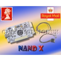 NAND X