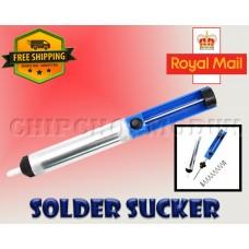 Solder vacuum pump