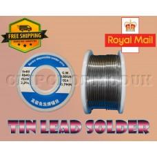 60/40 lead tin solder 100gm on reel
