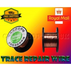 Trace repair wire