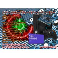 XBOX 360 RGH SEND IN