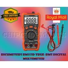 RICHMETERS RM113D NCV Digital Multimeter